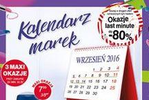 Kalendarz Marek - Gazetka ważna w dniach 01.09 - 14.09