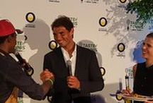Best Moments in Taste of Tennis with Olive Oils from Spain / Check how was the showcooking with Rafa Nadal and Marcus Samuelsson at Taste of Tennis New York.