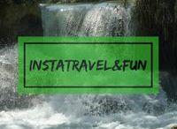 InstaTravel&Fun / Hier gibt es meine Instagrambilder für Dich. Sei mit ir unterwegs in der Welt.
