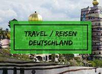 Reisen in Deutschland / Warum in die Ferne schweifen, wenn das gute liegt so nah. Oder so ähnlich :-) Ich möchte Lust machen auf: Urlaub und Reisen in Deutschland. Deutschland hat als Reiseland so viel zu bieten, Berge, Meer, Seen, tolle Städte und großartige Natur.  Auf dieser Pinnwand findest Du Reisebilder, Reisetipps und Reiseberichte aus allen Regionen Deutschlands.