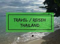 Reisen in Thailand / Thailand habe ich während meiner Weltreise gleich drei Mal besucht und auch danach hat es mich wieder dorthin gezogen. Alles zum Reisen und Urlaub in Thailand pinne ich hier. Reisebilder, Reiseberichte, Reisetipps und Erfahrungen.