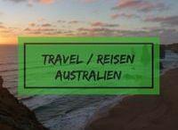 Reisen in Australien / Australien, so groß das eine Reise nicht reicht um dieses Land kennen zu lernen. Großartige Metropolen wie Sydney oder Melbourne, aber auch atemberaubende Natur und tolle Nationalparks erwarten Dich. Koalas, die Great Ocean Road, Pinguine, Kängeruhs, Emus, Schneeweiße Strände und noch so viel mehr gibt es zu entdecken.