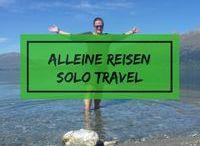 Alleine Reisen / Auf diese Pinnwand findest Du alles zum alleine reisen. Reisetipps zum Alleine Reisen als Frau, Erfahrungsberichte, Reiseziele für alleine reisende Frauen und vieles mehr.