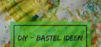 DIY - Bastel Ideen / Hier geht es ums selber machen und kreativ sein. Egal ob mit Papier, Pappe, Alltagsmaterialien ... Hier gibt es jede Menge Bastelideen für große und Kleine Kreative.