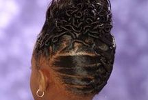 little black girl hairstyles / Braiding, black/mixed hairstyles for little girls.