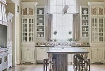 Fabulous Kitchens / The kitchen is a space that brings the family together - making time to share a meal with loved ones is something we often forget but is extremely important.