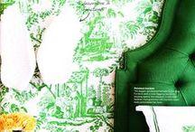 Elegant Emerald & Green