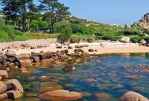 Bretagne - Brittany / Tourisme, voyage et gite rural en Bretagne - Brittany - Bretaña - Bretagna