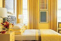 Cheerful & Bright Yellow