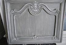 Patine sur meubles & objets