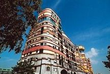 Building and decoration inspiration / Architecture, interior design and building maintenance