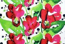 Fabrics / Fabrics designed by Linda Svensson Edevint