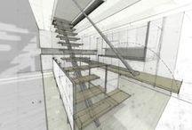Renderings_interior / by Johannes Knoops