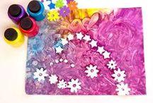 Toddler Art and Craft Ideas