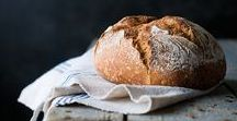 Bread / Nothing beats the smell of freshly baked bread, does it? This board is to celebrate the art of bread.