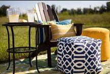 Summer Style / Chic and stylish decor and furniture for your home.