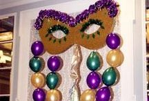 Mardi gra party
