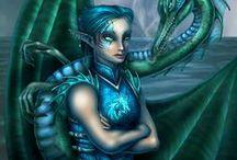 Fantasy - Sorceress