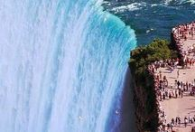 Canada, Places I've been / Niagara Falls