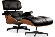 Eames lounge chair / Must have!