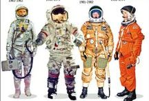 Human Space Exploration / Pictures of human space technology!