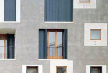 ■ architecture ■ facade