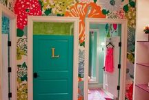 Closet & bedroom