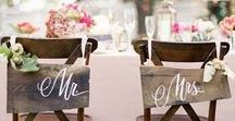 """Wedding / Inspiration for that day when you finally say """"I do""""."""