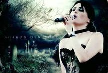 The Musican Sharon den Adel / Sharon den Adel Within Temptation Szaron Szeron Szaronauke