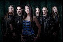 The Band Amberian Dawn