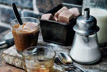 Cafés and hotels