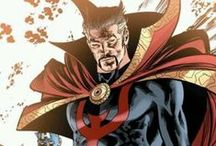 Comics / Comics DC Marvel