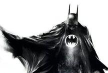 Comics | Batman / Batman comic DC Universe