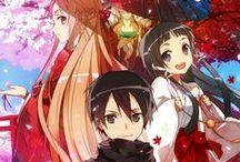 Mangas   Sword Art Online / Sword Art Online Mangas (Asuna, Kirito etc..)