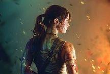 Games   Tomb Raider / Lara croft and stuff