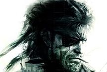 Games | Metal Gear Solid / Snake and Metals Gear Stuff