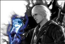 Games   Devil May Cry / Dante and Devil May Cry