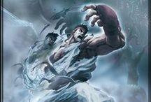 Games   Street Fighter / Ryu, Ken , Chun li , Street Fighter