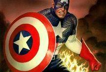 MC Universe - Captain America