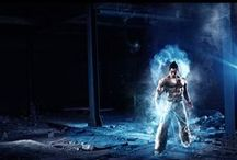 Games | Tekken / Tekken and Co. Jin, paul etc...