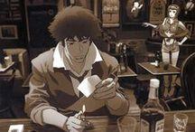 Mangas   Cowboy Bebop / Cowboy bebop stuff
