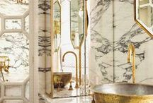 Decorating with Gold & Silver