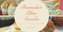 Easy Ramadan Food Ideas / Make your Ramadan fuss free by cooking simple snacks and meals!  Snack, drinks, easy meals - we have it covered! Only long pins, no pork-alcohol recipes allowed...  If you wish to collaborate, please ensure to follow me and then email at sweettoothraf@gmail.com expressing your interest...