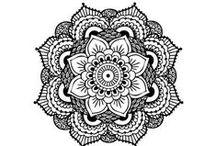 Henna & Mandala