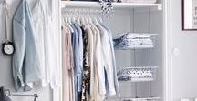 Storage / Storage hacks you'll thank your future self for taking the time to check out.