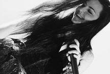 The Musican Amy Lee / Amy Lynn Lee song writer keybordist kejbordzistka pianistka pianist Evanescence