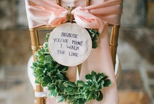 Inspired Wedding Decorations
