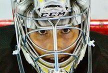Hockey goalie masks / Pictures of goaltenders masks