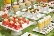 Wedding food & drinks