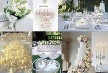 Collages / Bekijk hier alle thema's en kleuren voor een bruiloft.